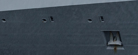 Coating approach for major defence client