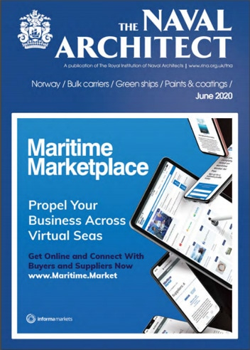 Naval Architect June 2020