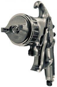 Engineering The Perfect Finish - Spray Gun