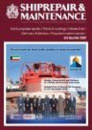 Shiprepair and Maintenance Magazine 3rd Quarter 2020