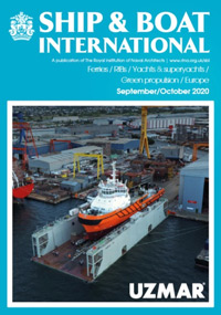 Ship & Boat International magazine
