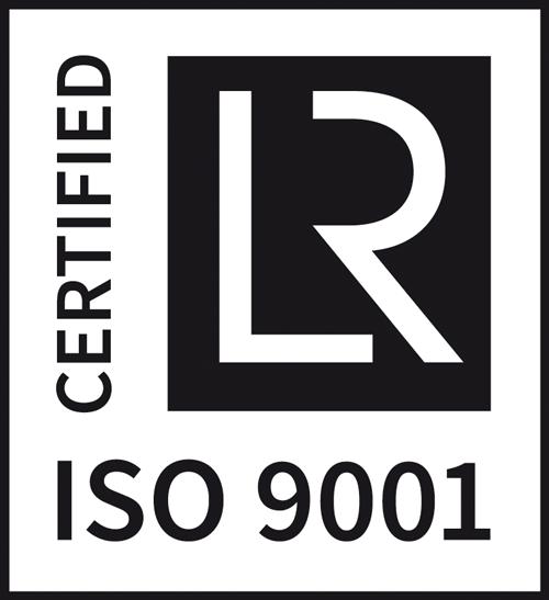 ISO-9001 Accreditation